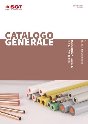 Serravalle Copper Tubes Catalogo Generale