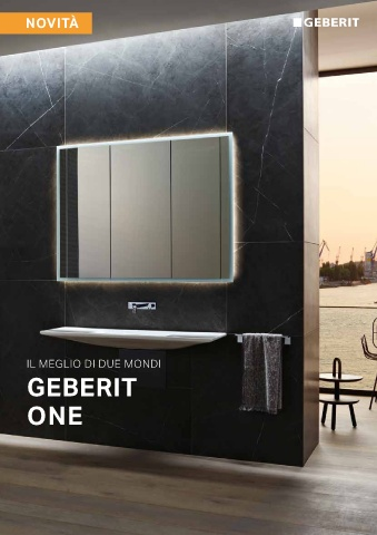 GEBERIT - Geberit One