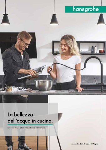 hansgrohe - kitchen 2020