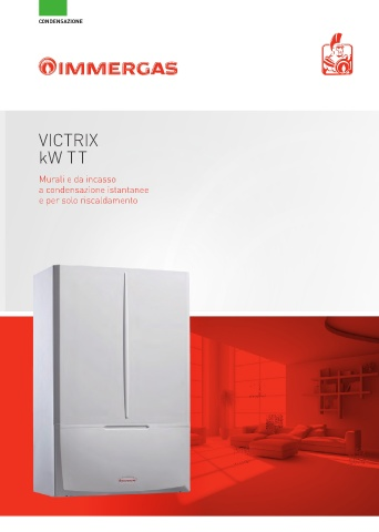 immergas - victrix kw tt