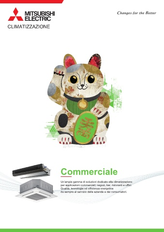 mitsubishi electric - catalogo commerciale