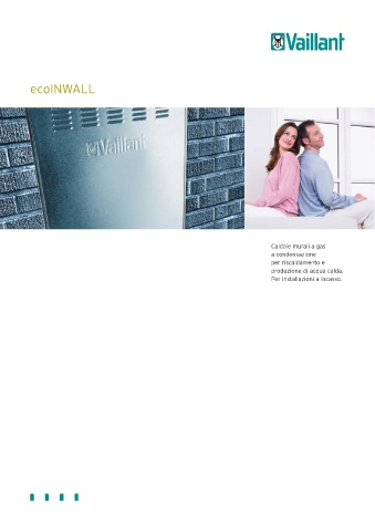 VAILLANT - Catalogo Ecoinwall